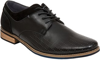 Deer Stags Men's Memory Foam Lace-Up Oxfords -Calgary