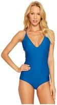 Mikoh Swimwear Las Palmas One-Piece Women's Swimsuits One Piece