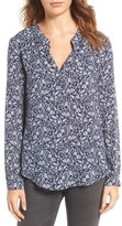 Velvet by Graham & Spencer Women's Print Blouse