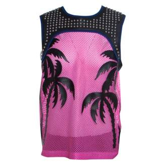 DSQUARED2 Pink Polyester T-shirts