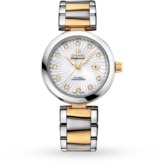 Omega De Ville Ladymatic Bi Colour Ladies Watch