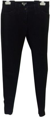 Kenzo Navy Denim - Jeans Trousers for Women