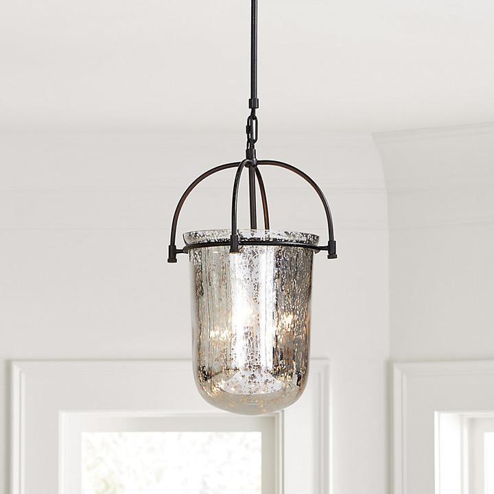 Ballard Designs Silas Glass Bowl Pendant Shopstyle Ceiling Lighting