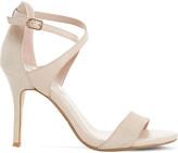 Dune Madeleine suede strappy sandals