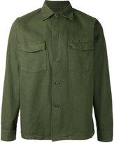 Labo Art - shirt jacket - men - Cotton - 1