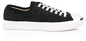 Converse Men's Wide Wale Corduroy Jack Purcell Ox Sneakers