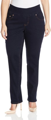 Jag Jeans Women's Plus-Size Nora Pull On Skinny Fit Jean