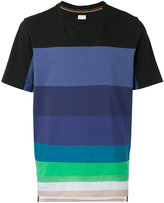 Paul Smith striped T-shirt - men - Cotton - M
