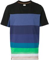 Paul Smith striped T-shirt - men - Cotton - XL