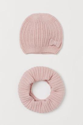 H&M 2-piece Set - Pink