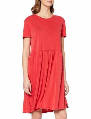 Superdry Women's Smocked T_Shirt Dress