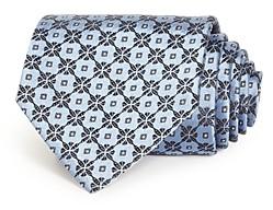 Ermenegildo Zegna Medallion Silk Classic Tie
