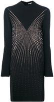 Stella McCartney roll neck embellished dress