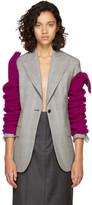 Calvin Klein 205W39NYC - Manches en