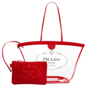 Prada Plex Shopper