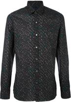 Lanvin print shirt