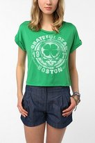 Urban Outfitters Grateful Dead Boston Cropped Tee