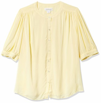 Velvet by Graham & Spencer Women's Button Up