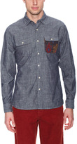 Lifetime Collective Embroidered Pocket Sport Shirt