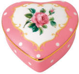 Royal Albert Cheeky Pink Heart Box