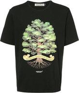 Undercover tree slogan T-shirt - men - Cotton - 3