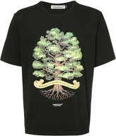 Undercover tree slogan T-shirt