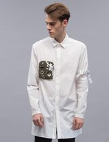 Yoshio Kubo Scatter Pocket Shirt