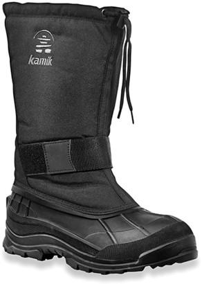 Kamik Greenwood Men's Water Resistant Winter Boots