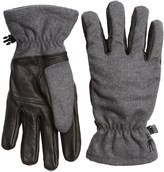Smartwool Stagecoach Gloves - Merino Wool, Leather Palm (For Women)