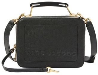 "MARC JACOBS, THE The Box 20"" crossbody bag"