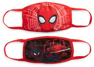 Disney Assorted 2-Pack Kids' Spider-Man Face Masks