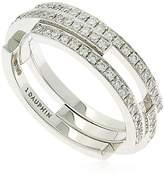 Dauphin Volume Diamond Ring