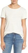 MiH Jeans Women's Nora Stripe Tee