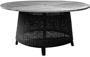 "JCPenney Outdoor Bay Harbor 60"" Dining Table"