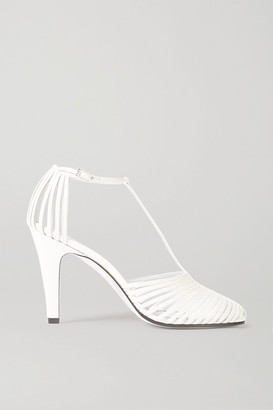 Givenchy Leather Pumps - Off-white