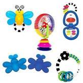 Sassy Babys Basic Gift Set Eye and Hand Coordination Toy