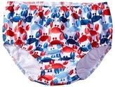 Mud Pie Crab Swim Diaper Cover Boy's Swimwear