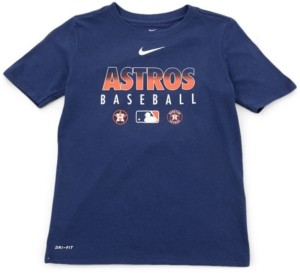 Nike Houston Astros Youth Early Work T-Shirt