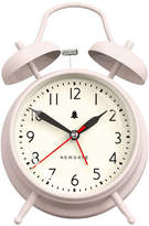 Newgate Clocks - The New Covent Garden Alarm Clock - Dreamy Pink