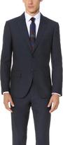 Club Monaco Grant Peak Lapel Suit Blazer