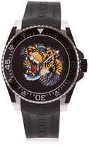 Gucci 40mm Tiger Dive Watch
