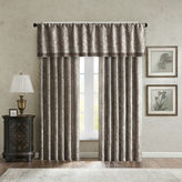 JCPenney Madison Park Whitman 2-Pack Paisley Jacquard Curtain Panels