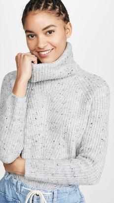 Madewell Donegal Dakota Rib Play Belmont Sweater