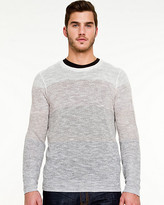 Le Château Linen Blend Semi-Fitted Sweater
