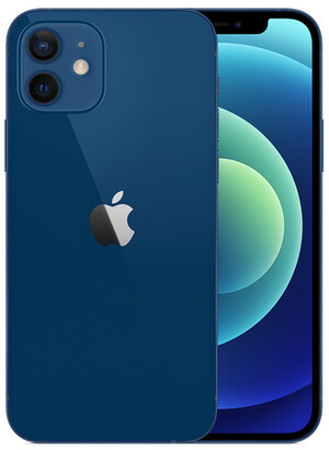 Apple iPhone 12 - 64GB Blue - Sprint with installments plan)