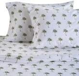 Panama Jack Palm Tree 300 Thread Count Sheet Set