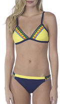 Sperry Caribbean Sunset Banded Bikini Top