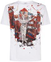 Valentino Beginning Motif T-shirt