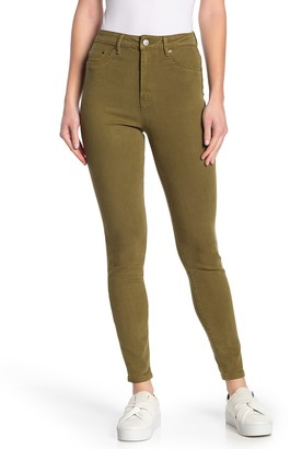 Tractr Nina High Rise Slim Fit Jeans
