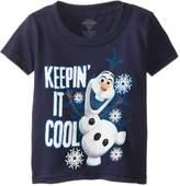 Disney Frozen Little Boys' Olaf - Keepin' It Cool Tee